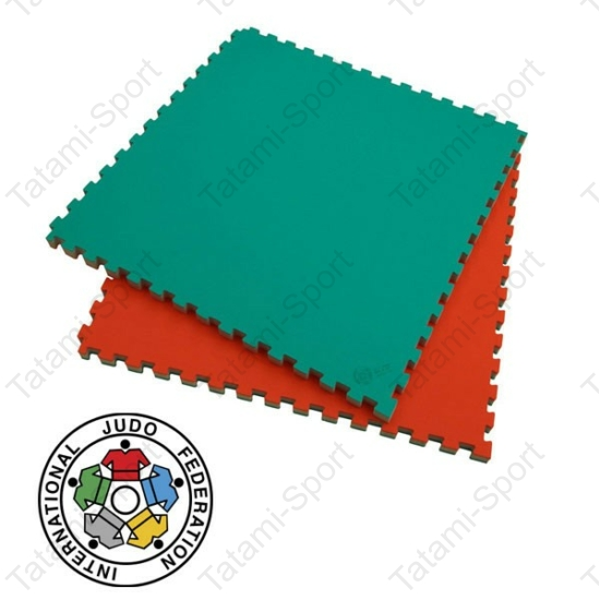ProGame Multisport Induction tatami - IJF Educational - 100*100*4 cm