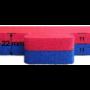 Kép 3/4 - ProGame Taekwondo tatami - ITF Approved - 100*100*2,2 cm